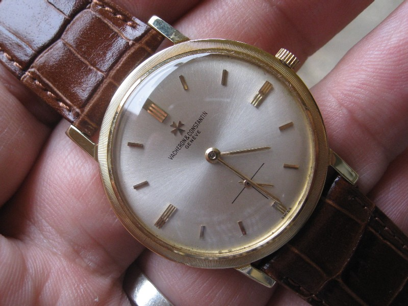 Vintage Vacheron 6405 Restoration COMPLETED